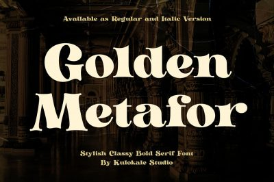 Golden Metafor